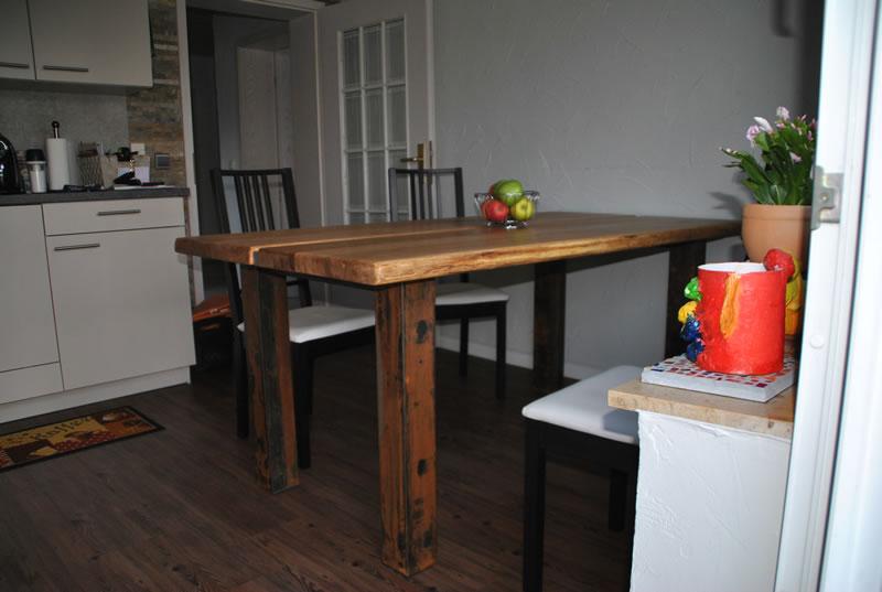 schreinerei becherer tisch b nke st hle und betten aus unserer schreinerei. Black Bedroom Furniture Sets. Home Design Ideas